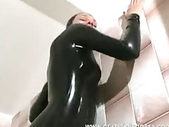 Rubber Babe Beauty