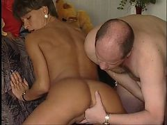 mature couple and bisex guy