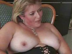 Blonde French Milf