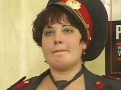 Office Police Russian Mature