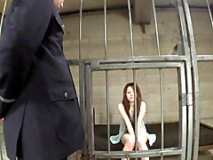 Asian Beauty Jail
