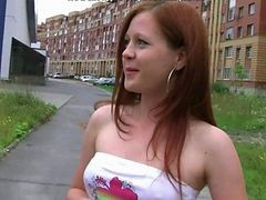 mother russian redhead