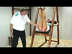 tied up and spanked girls