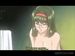 Anime Babe Wet