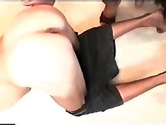 Anal Slave Fisting Insertion