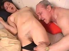 old man and fuck gay