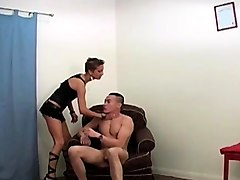 dominas spitting and slapping slaves
