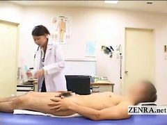 Asian Penis Doctor Japanese Bath Cfnm Milf