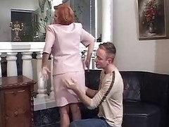 redheaded interracial anal
