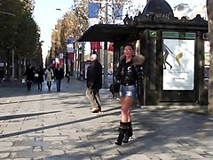 Boots Babe Public Heels