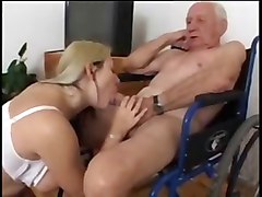 old man big tits
